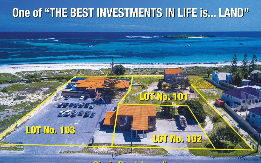 Gold star listing… 3 outstanding WESTERN AUSTRALIAN Seaside Investment properties, including The Endeavour Tavern, in Lancelin. Are For SALE. (Business opportunity in Western Australia.)