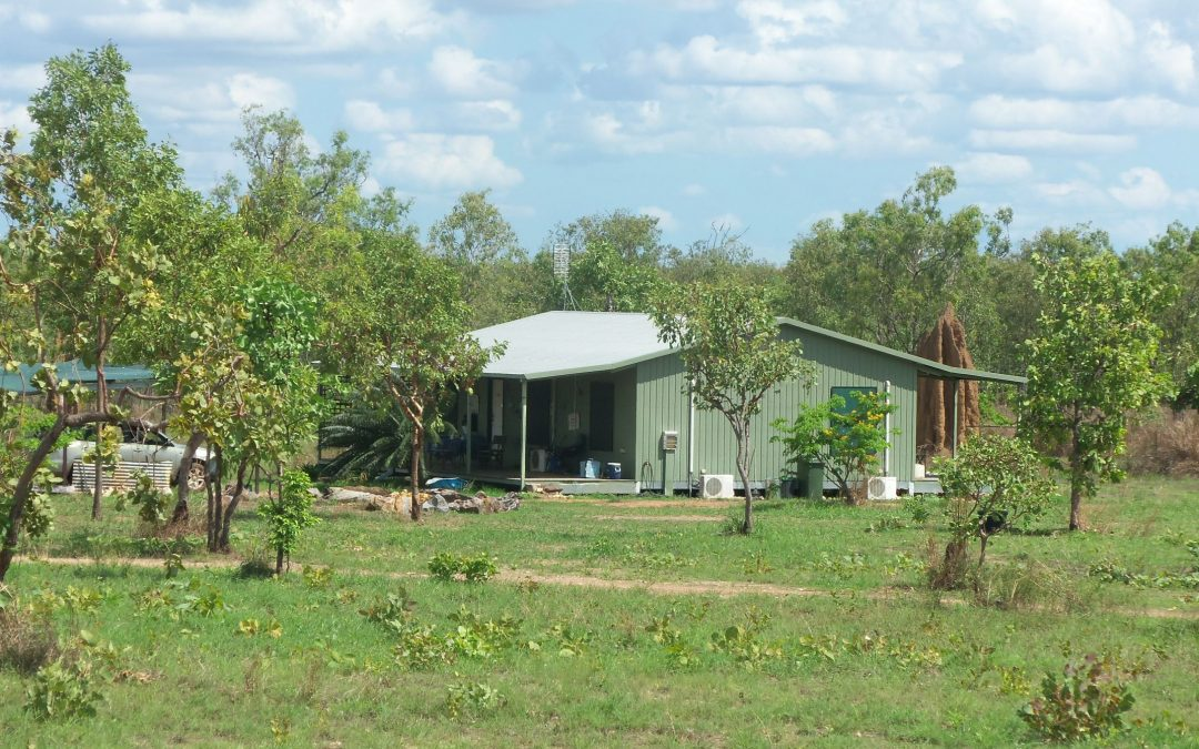 NOW SOLD  ☆☆☆☆ MARRAKAI  Northern Territory  A  Custom Designed and Built  Barclay home with Agricultural land 6.45 hectares. 360 Wright Road Marrakai.