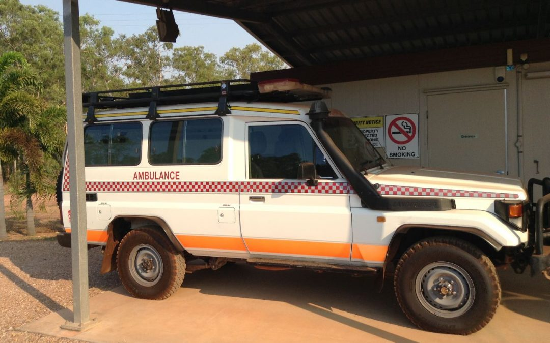 "NOW SOLD !!  Dundee Ambulance FOR SALE: Ambulance  1  Rego No: 767574 . ""Fully equipped"" (6 Cylinder)"